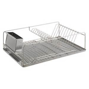 Easy Kitchen Design Decker Stainless Steel Single Level Dish Drainer Buy Now