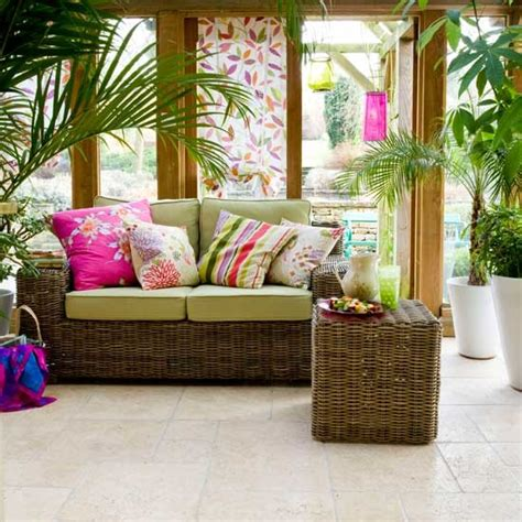 tropical decoration tropical conservatory conservatories decorating ideas