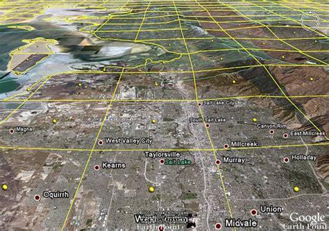 township range section google earth ellena formelent