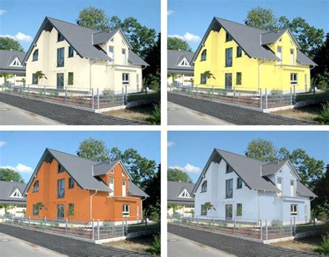 fassade gelb fassaden gestaltung und renovierung purpurrot