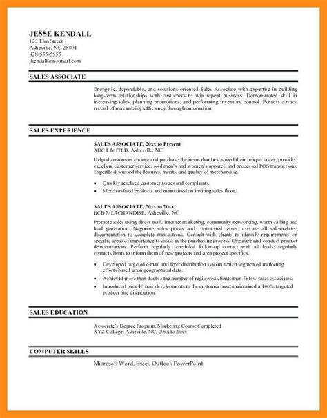 warehouse associate resume examples created by pros myperfectresume