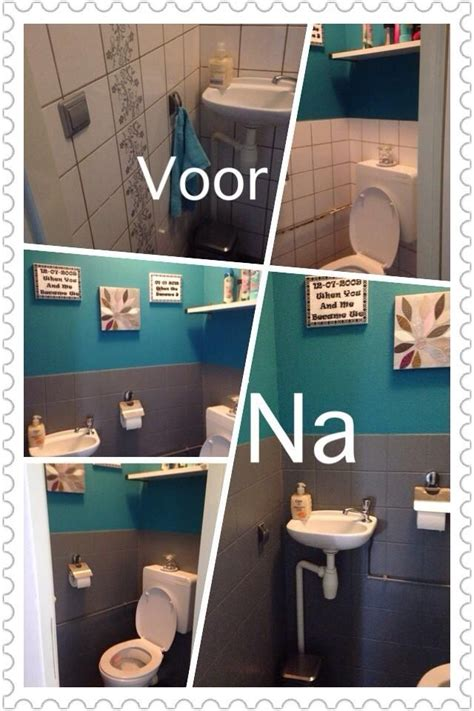 wc tegels pimpen stunning toilet pimpen voor weinig with wc tegels pimpen