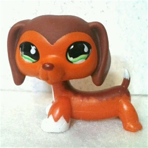 littlest pet shop puppy littlest pet shop dachshund 675 extremely ebay