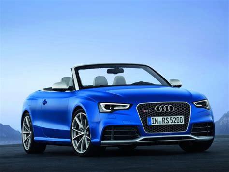 Audi A5 Preisliste 2012 by Audi Rs 5 Cabriolet Preise Technische Daten Und