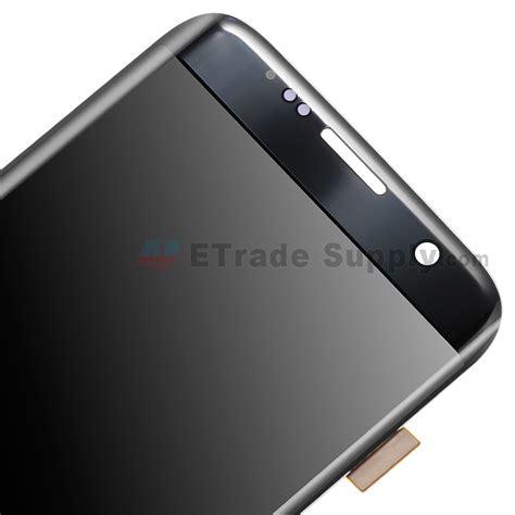 Samsung Galaxy S7 Edge Original Housing Fullset Backdoor Casing samsung galaxy s7 edge g935 g935f g935a g935v lcd assembly black etrade supply