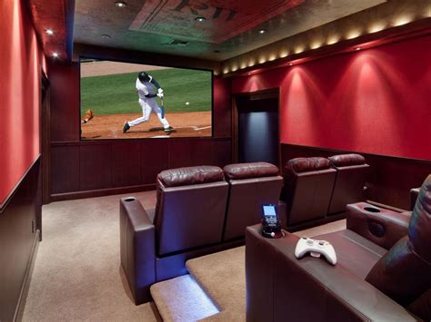 home theater interior design 13 high end home theater designs hgtv