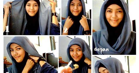 tutorial hijab segitiga terbaru 2014 7 cara memakai jilbab segitiga model hijab terbaru 2017