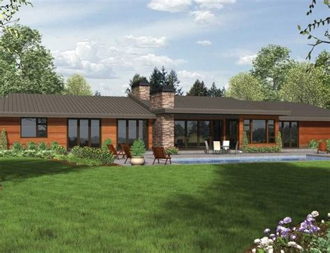 mid century modern home designs modern modern ranch and mid century modern on