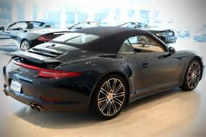 How To Clean Car Interior At Home by Used 2016 Porsche 911 Carrera 4s Cabriolet Roslyn Ny
