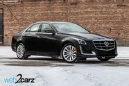 cadillac cts  review webcarz