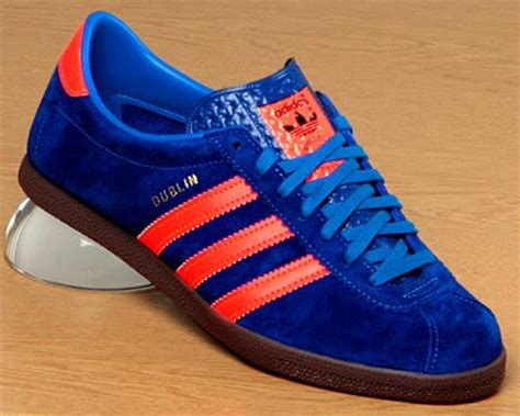 Adidas Formel 1 Blue Orange Box adidas samba dublin