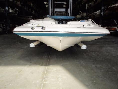 used hurricane deck boats for sale 2006 used hurricane 2006 fd 202 deck boat for sale