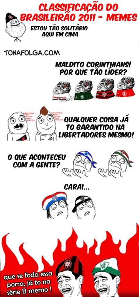 Os Meme - os memes na tabela do brasileir 227 o humor da terra