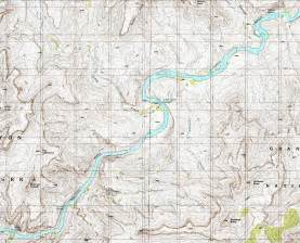 cdepart topographic map