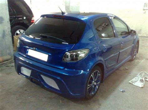 peugeot lebanon peugeot 206 extreme full body kit for 800 elmazad