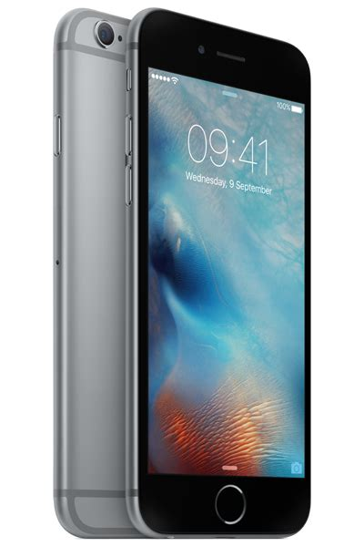 iphone 6s 128gb grey contract phone deals go mobile