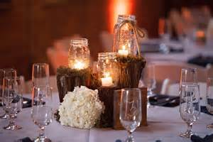 country chic wedding centerpieces cotton mill wedding rustic wedding chic