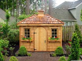 Garden Sheds Fancy Garden Sheds Construct Your Personal Shed With