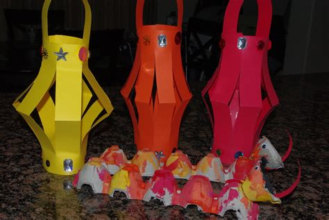 new year handmade lanterns lanterns dragons tutorial happiness is