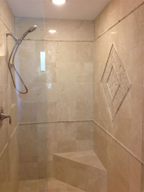 Bathroom Tile Shower Pictures Recent Tile Englewood Tile Store Mann Tile Inc