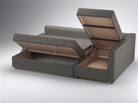 corner sofa bed friheten ikea 3d 3ds
