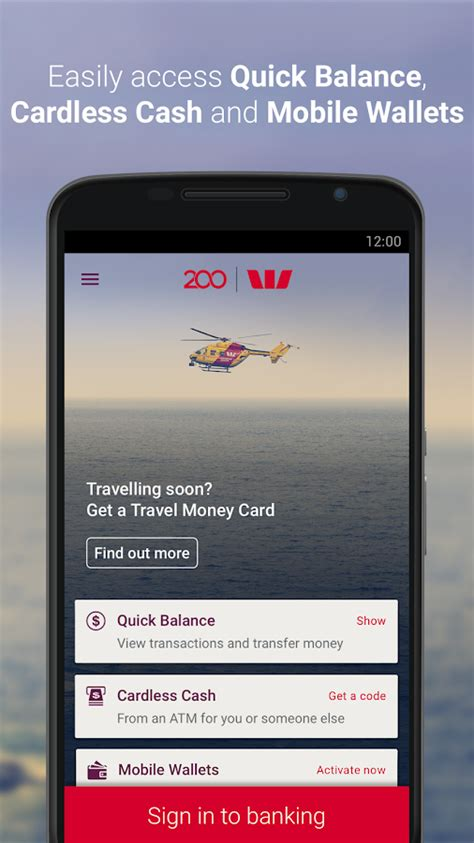 westpac mobile westpac mobile banking android apps on play