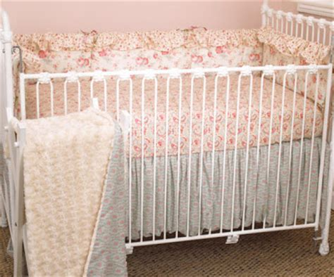 Chic Crib Bedding by Baby Furniture New Shabby Chic Quot Tea Quot Crib