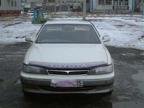 Toyota Camry 1992 1992 Toyota Camry Prominent Pictures