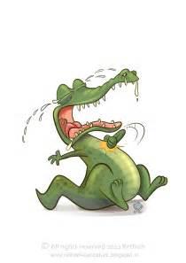 Kerala Home Design Feb 2016 rethish art crying crocodile