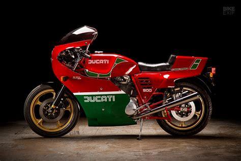 Ducati Motorrad Vintage by Aufbau Mike Hailwood Replica Ducati Vintage Und