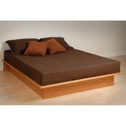 Wooden Bed Platform Make Wooden Platform Bed Woodworking Projects