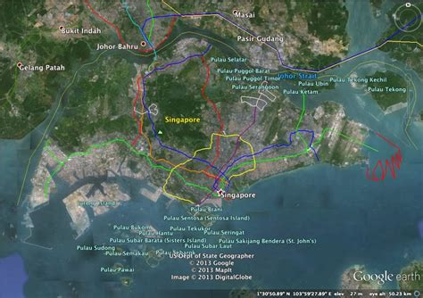 satellite map of singapore earth singapore rail map 1 13 1 by annagibbinsalam