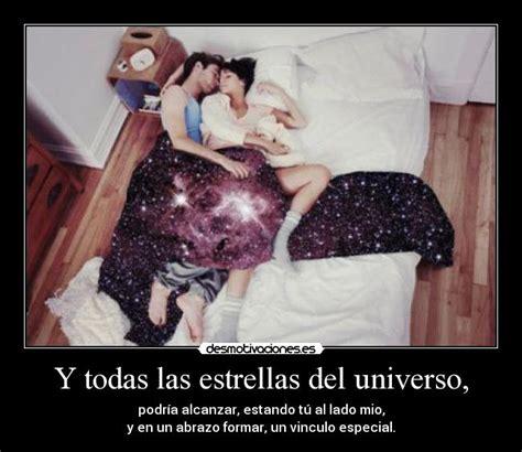 y entre todas las estrellas desmotivaciones y todas las estrellas del universo desmotivaciones