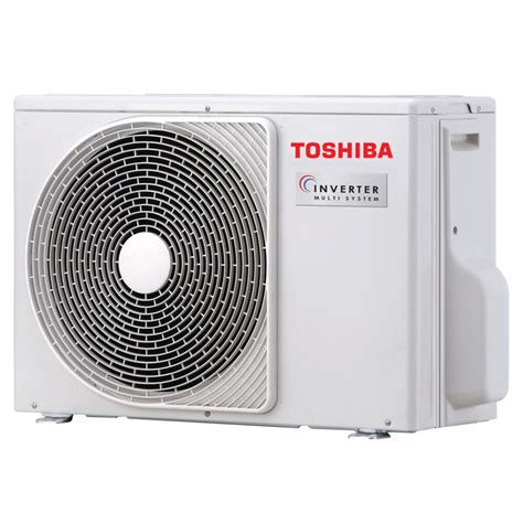Ac Sharp Type Rhl multi split system toshiba ras m18uav e external unit