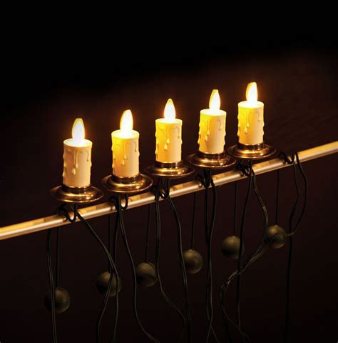 28 Best Luminara Around The World Flameless Candles Candle String Lights