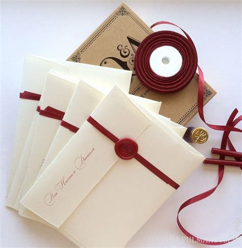 For You Sealing St Wax Special Invitation Souvenir wax sealed vintage wedding invitatios wax sealed invitations wax seals and wax