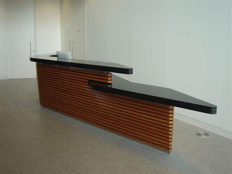 reception desk cad reception desk 3d cad model grabcad