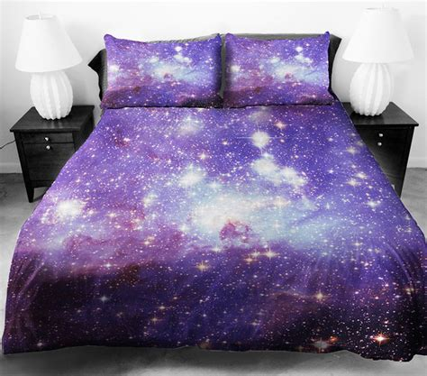 fantastic 3d galaxy bedding sets stylish eve