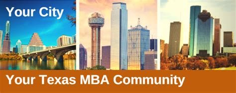 Ut Part Time Mba Dallas by Meet Our Part Time Mba Programs In Dallas Fort Worth
