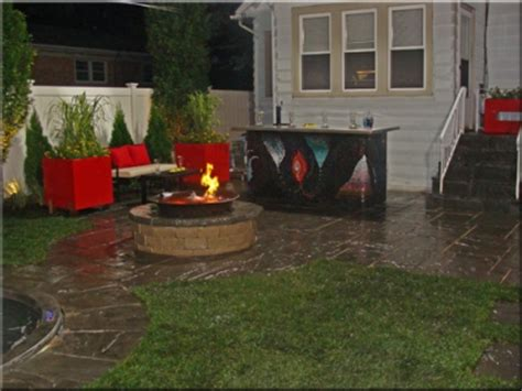 diy yard crashers pit yard crashers diy chicago hgtv pit burning water