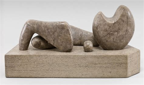 reclining figure by henry moore four piece composition reclining figure henry moore om