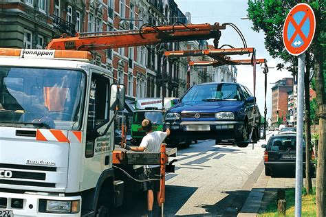 Auto Abgeschleppt Was Tun by Ratgeber Verkehrsrecht Wann Ist Abschleppen Erlaubt