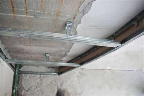 Ceiling Stud by How To Build A Drywall Ceiling Arch Howtospecialist How To Build Step By Step Diy Plans