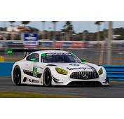 Mercedes AMG GT3 To Enter 2017 WeatherTech SportsCar