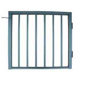 home depot gates home depot ez handrail metal fence panel gate metal