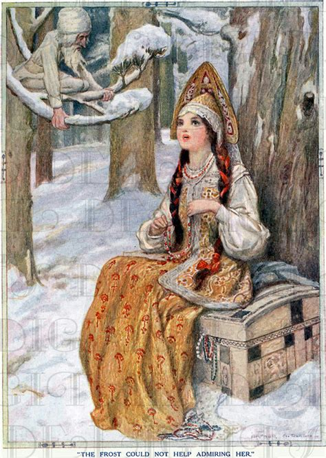 libro russia and the arts enchanting rare jack frost and russian princess vintage