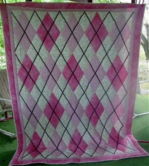 Argyle Quilt Pattern Free by Argyle Baby Quilt Pattern Baby Patterns