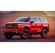 Next Chevy Tahoe Redesign  Autos Post