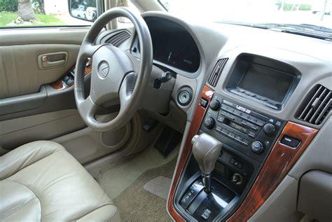 1999 Lexus Gs300 Interior by 1999 Lexus Rx 300 Pictures Cargurus