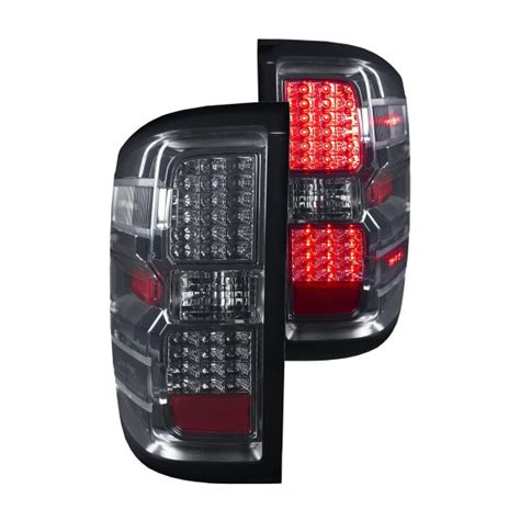2015 silverado smoked tail lights anzo 174 chevy silverado without factory led tail lights